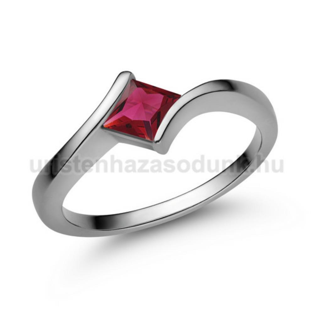 E202FR - RUBIN Eljegyzési gyűrű