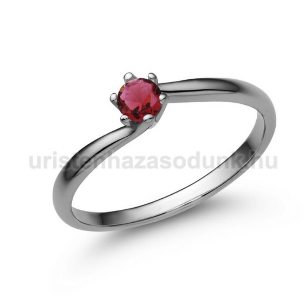 E209FR - RUBIN Eljegyzési gyűrű