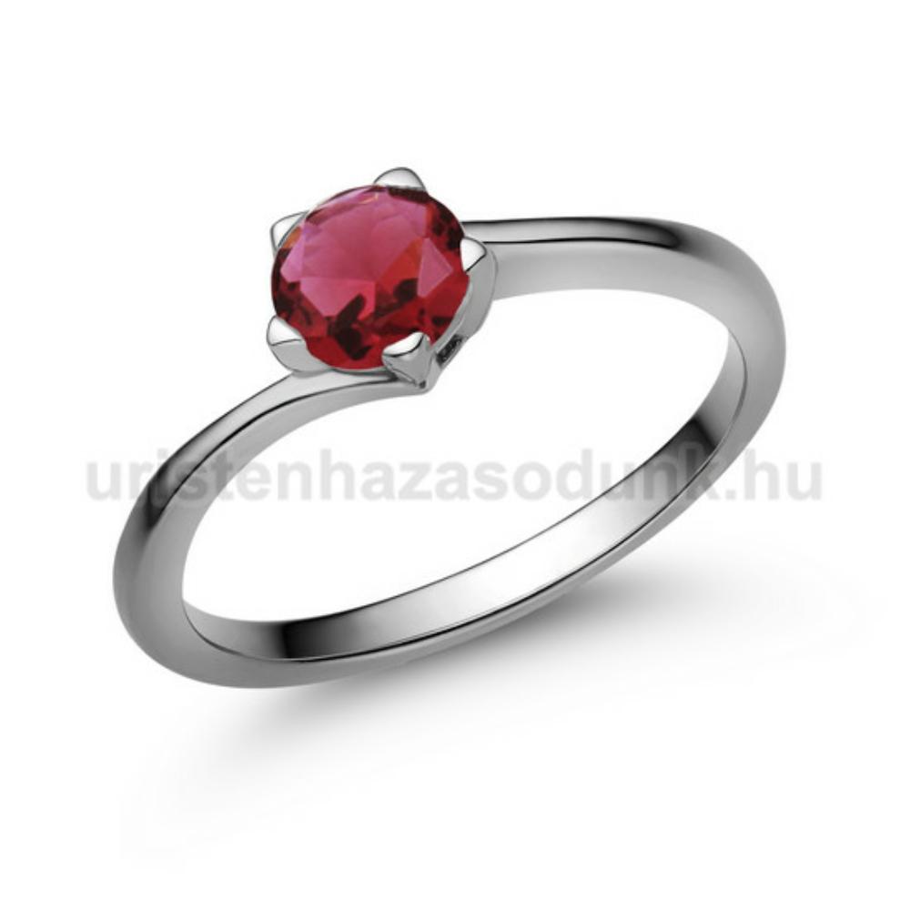 E214FR - RUBIN Eljegyzési gyűrű