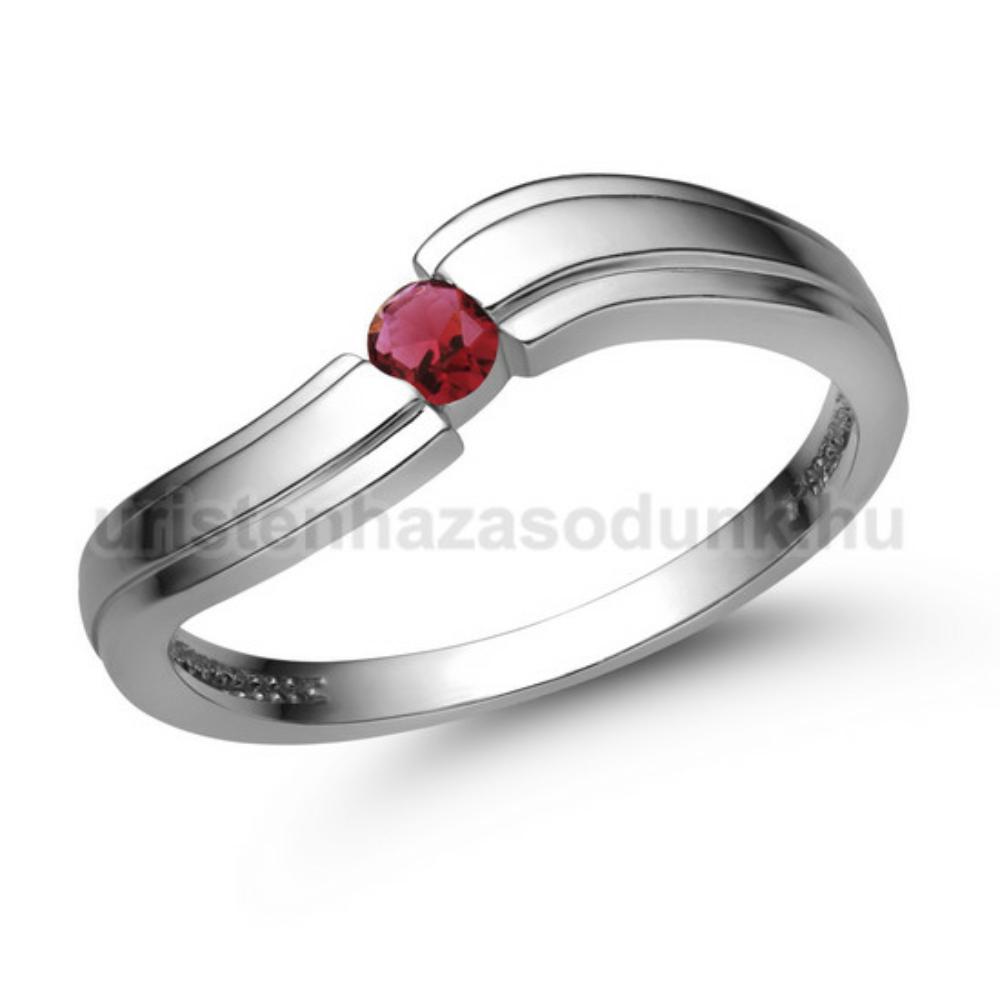 E325FR - RUBIN Eljegyzési gyűrű