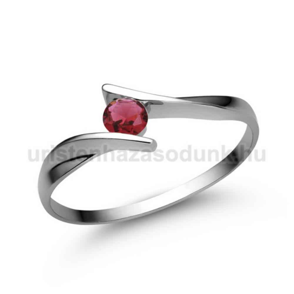 E333FR - RUBIN Eljegyzési gyűrű
