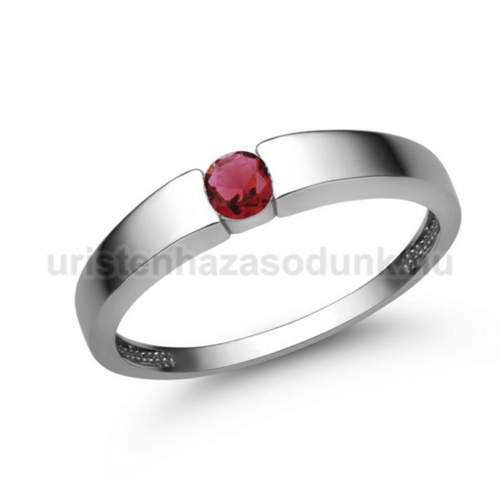 E345FR - RUBIN Eljegyzési gyűrű