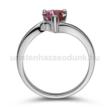 E207FR - RUBIN Eljegyzési gyűrű