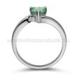 E207FS - SMARAGD Eljegyzési gyűrű