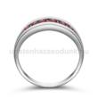 E320FR - RUBIN Eljegyzési gyűrű