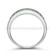 E330FS - SMARAGD Eljegyzési gyűrű
