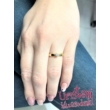 E9FZK - KÉK ZAFÍR köves fehér arany Eljegyzési Gyűrű